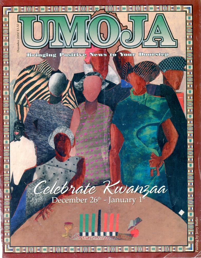 Family. Umoja Magazine, 2000