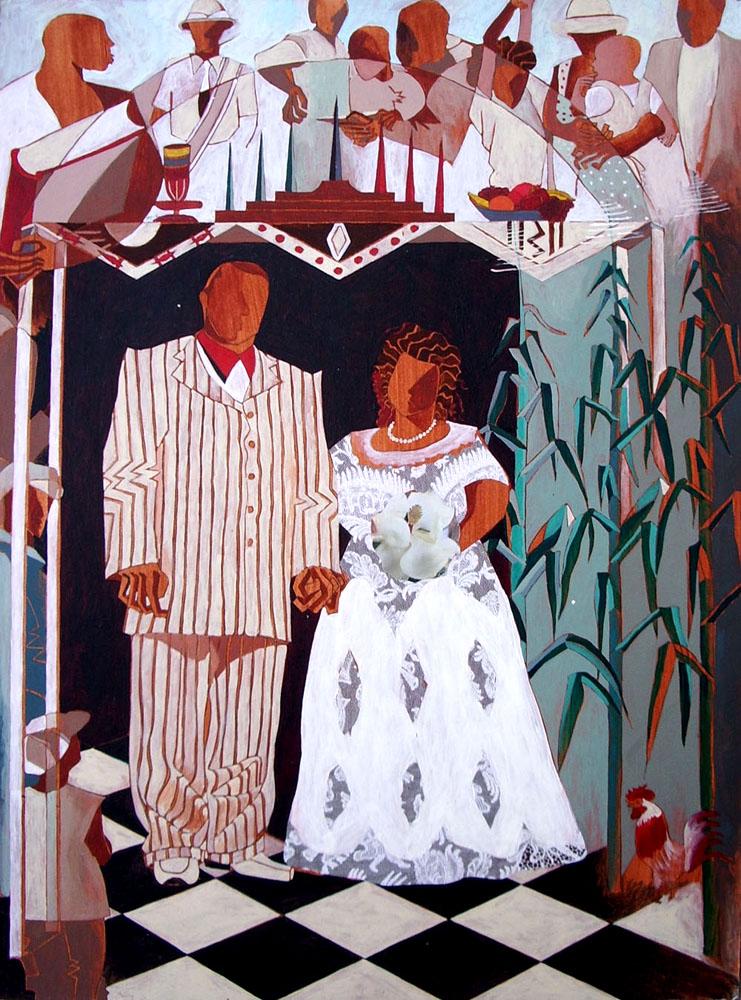 Wedding. Umoja Magazine, 2005.