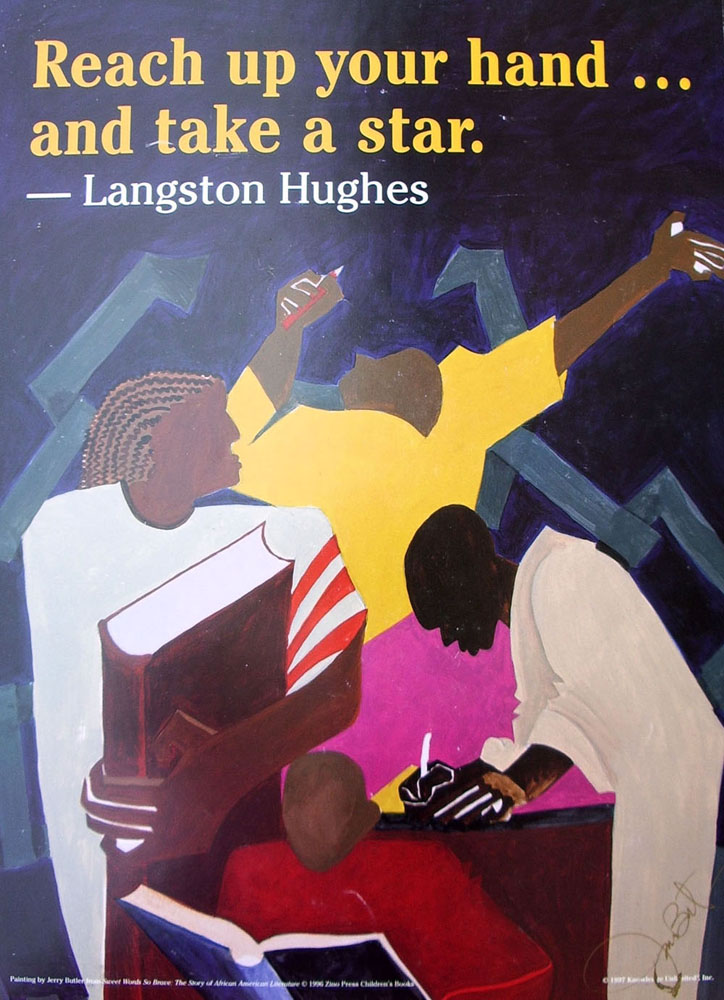 Hughes Poster, 2005.