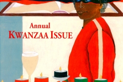 Umoja Magazine, 2011. Cover.