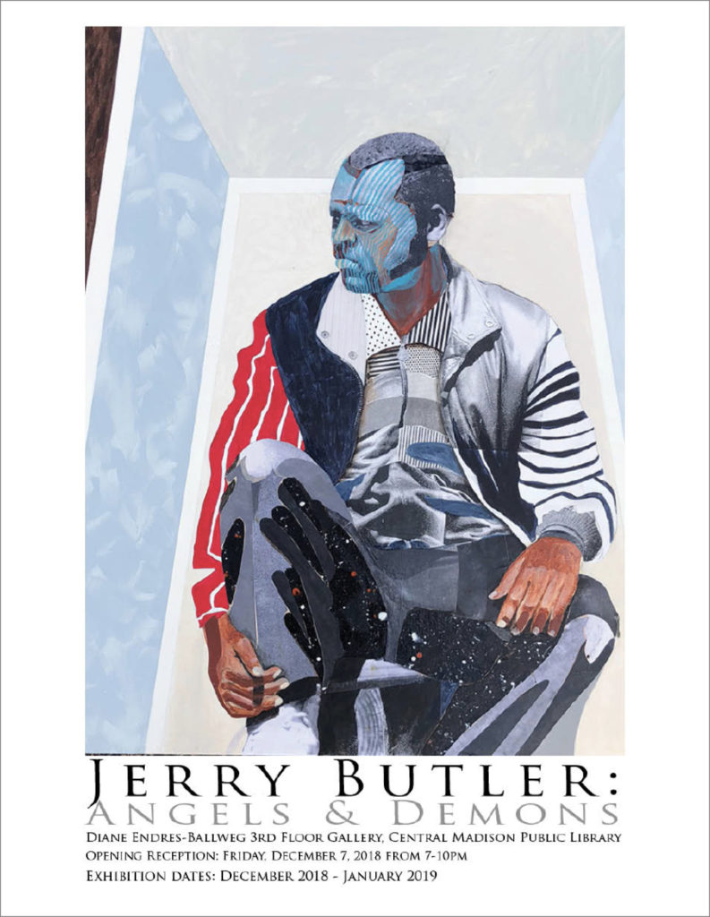 Jerry Butler, Angels & Demons Exhibition